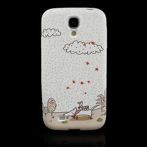 Gelové pouzdro pro Samsung Galaxy S4 i9500- pohádkový kryt - 2
