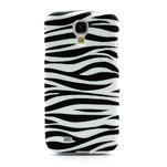 Gelové pouzdro pro Samsung Galaxy S4 i9500- zebra - 2/5