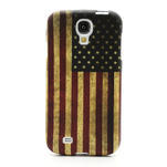 Gelové pouzdro pro Samsung Galaxy S4 i9500- Americká vlajka - 2/5