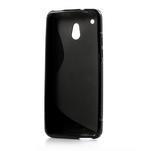 Gelové S-line pouzdro pro HTC one Mini M4- černé - 2/4