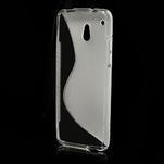 Gelové S-line pouzdro pro HTC one Mini M4- transparentní - 2/5
