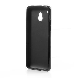 Gelové X-line pouzdro pro HTC one Mini M4- černé - 2
