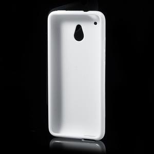 Gelové X-line pouzdro pro HTC one Mini M4- bílé - 2