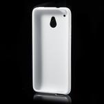 Gelové X-line pouzdro pro HTC one Mini M4- bílé - 2/4