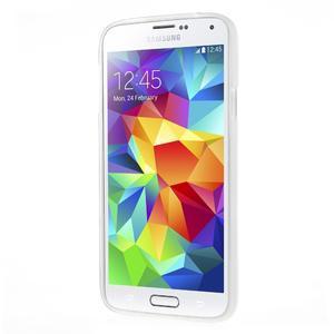 Gelové pouzdro na Samsung Galaxy S5 sovy - 2