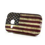 Gelové pouzdro na Samsung Galaxy Young S6310- USA vlajka - 2/5