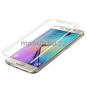 Tvrzené sklo na Samsung Galaxy S6 Edge - hloubka 0.3 mm - 2