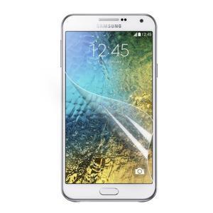 Matná fólie na mobil Samsung Galaxy E7 - 2