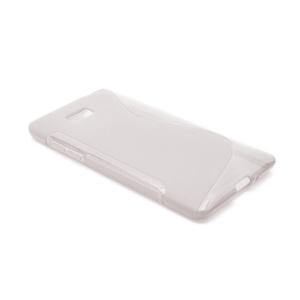 Gelové S-line pouzdro pro HTC Desire 600- transparentní - 2
