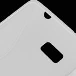 Gelové S-line pouzdro pro HTC Desire 600- bílé - 2/2