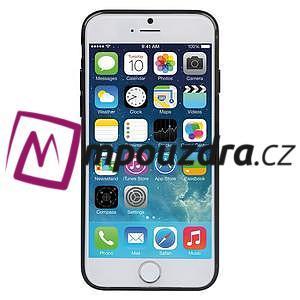 Ultra slim 0.7 mm gelové pouzdro na iPhone 6, 4.7  - šedé - 2
