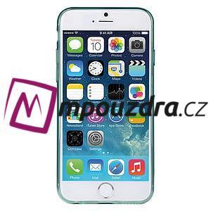 Ultra slim 0.7 mm gelové pouzdro na iPhone 6, 4.7  - modré - 2