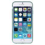 Ultra slim 0.7 mm gelové pouzdro na iPhone 6, 4.7  - modré - 2/7