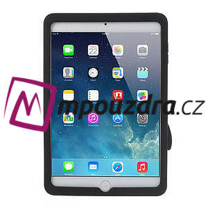 Silikonové pouzdro na iPad mini 2 - hnědá sova - 2
