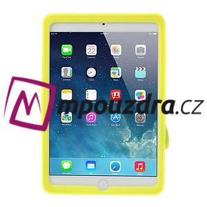 Silikonové pouzdro na iPad mini 2 - žlutá sova - 2