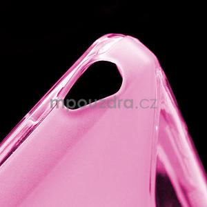 Gelové S-line  pouzdro pro LG Optimus L5 II E460- růžové - 2
