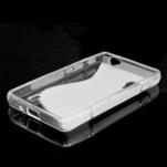 Gelové S-line  pouzdro pro LG Optimus L5 II E460- transparentní - 2/5