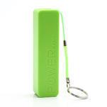 2600mAh externí baterie Power Bank - zelená - 2/6