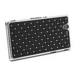 Drahokamové pouzdro na Sony Xperia Z L36i C6603- černé - 2/7