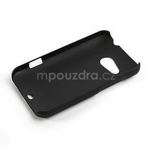 Pogumované pouzdro pro HTC Desire 200- černé - 2