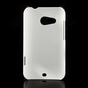 Pogumované pouzdro pro HTC Desire 200- bílé - 2