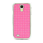 Drahokamové pouzdro pro Samsung Galaxy S4 i9500- světle-růžové - 2/7