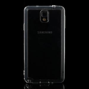 Gelové hybrid pouzdro na Samsung Galaxy Note 3- transparentní - 2