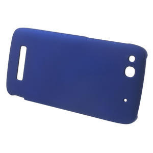 Hard Case pouzdro na Alcatel One Idol Alpha 6032 A - modré - 2