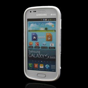Plastogelové pouzdro na Samsung Galaxy Trend, Duos- černé - 2