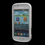 Plastogelové pouzdro na Samsung Galaxy Trend, Duos- bílé - 2/5