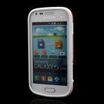 Plastogelové pouzdro na Samsung Galaxy Trend, Duos- červené - 2/5