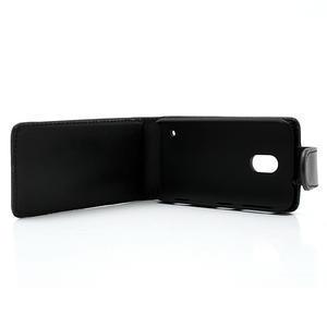 Flipové pouzdro na Nokia Lumia 620- černé - 2