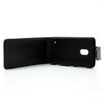 Flipové pouzdro na Nokia Lumia 620- černé - 2/6