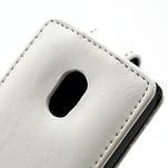 Flipové pouzdro na Nokia Lumia 620- bílé - 2/5