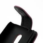 Flipové pouzdro na Nokia Lumia 620- růžové - 2/5