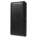 Flipové pouzdro na Sony Xperia M2 D2302 - černé - 2/7