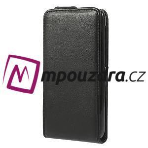 Flipové Cover PU kožené pouzdro na HTC Desire 310- černé - 2