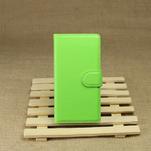 Peněženkové pouzdro pro HTC Desire 601- zelené - 2/6