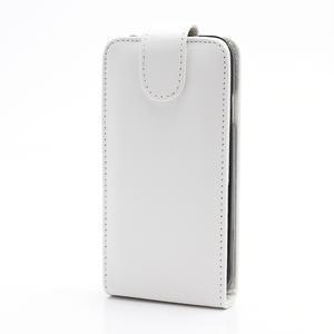 Flipové pouzdro pro Samsung Galaxy S4 i9500- bílé - 2