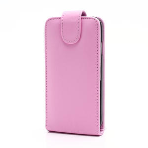 Flipové pouzdro pro Samsung Galaxy S4 i9500- světle-růžové - 2