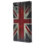 Flipové pouzdro na Xiaomi Mi3- UK vlajka - 2/7