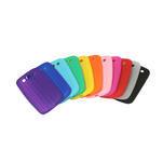 Silikonové PNEU pozdro pro Samsung Galaxy S3 i9300 - oranžové - 2/2