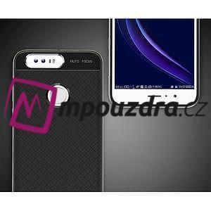 Odolný obal 2v1 na mobil Honor 8 - stříbrný - 2