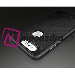 Odolný obal 2v1 na mobil Honor 8 - šedý - 2