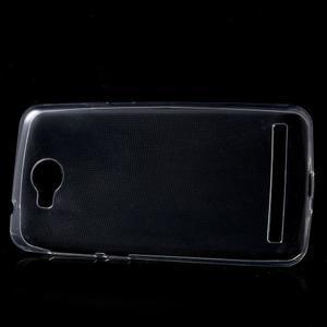 Superslim gelový obal na Huawei Y3 II - transparentní - 2