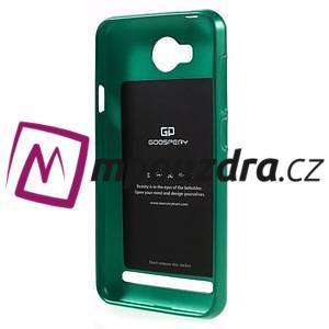 Luxusní gelový obal na mobil Huawei Y3 II - zelený - 2