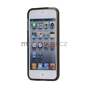 Matte gelový obal na iPod Touch 5 a iPod Touch 6 - šedý - 2