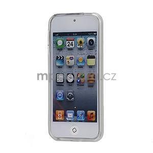 Matte gelový obal na iPod Touch 5 a iPod Touch 6 - transparentní - 2