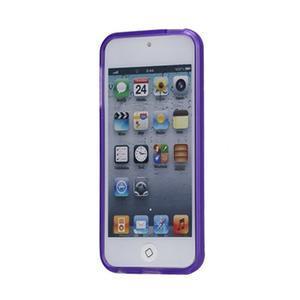 Matte gelový obal na iPod Touch 5 a iPod Touch 6 - fialový - 2