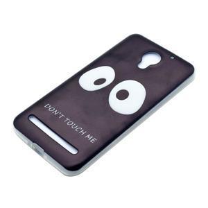 Emotive gelový obal na mobil Lenovo C2 - kukuč - 2